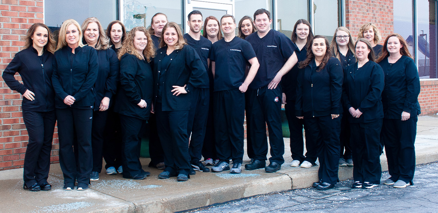 Marysville dental team photo