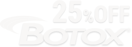 25% off botox coupon offer